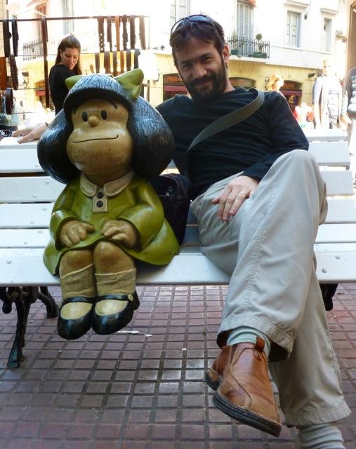 Gustavo Mafalda