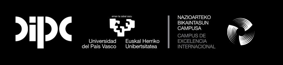 Logo DIPC Euskampus