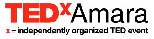 TEDxAmara - Logo